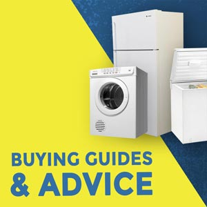get advice before buying appliances
