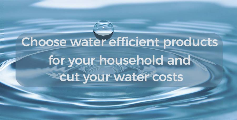 Hints and Tips for reducing water consumption with your appliances