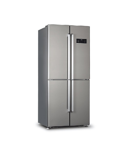 Changhong 518L Four Door Fridge Titanium Finish FFD540R02T