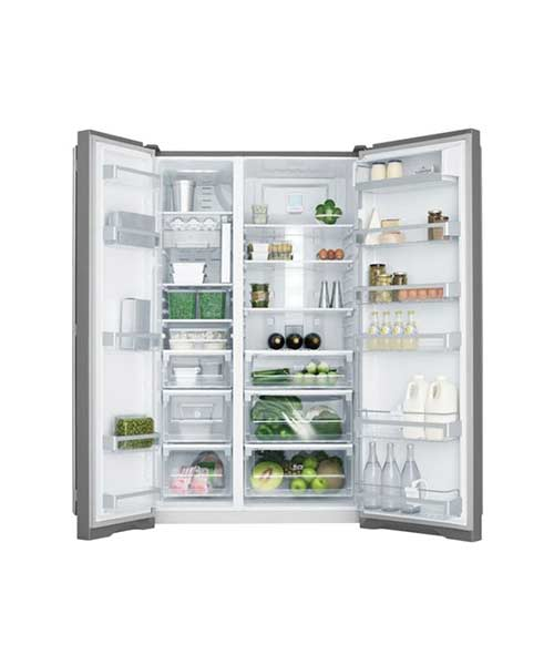 inside electrolux fridge ese7007sf