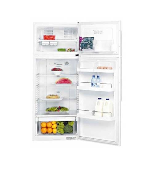 View inside Fisher & Paykel 380L Fridge – E381TRT3