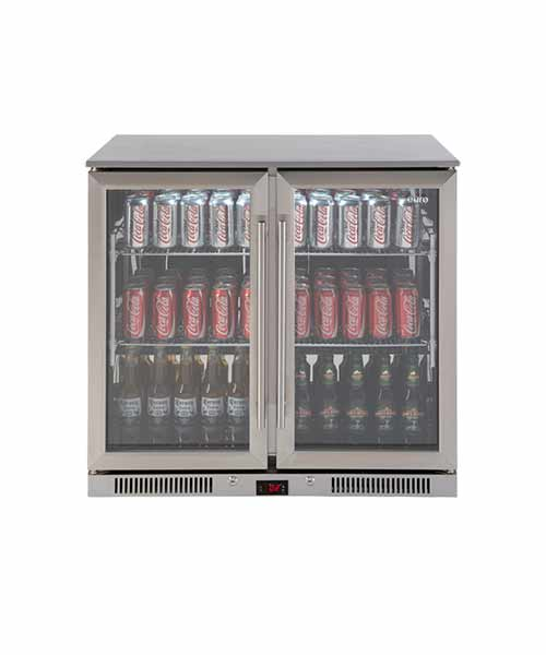 208L  EURO Beverage Fridge EA900WFSX