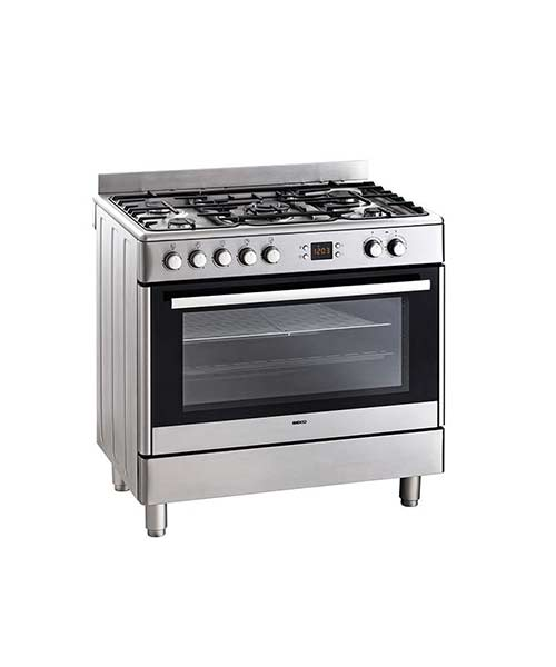 Beko Multifunction Cooker Electric-Gas GE15320DX