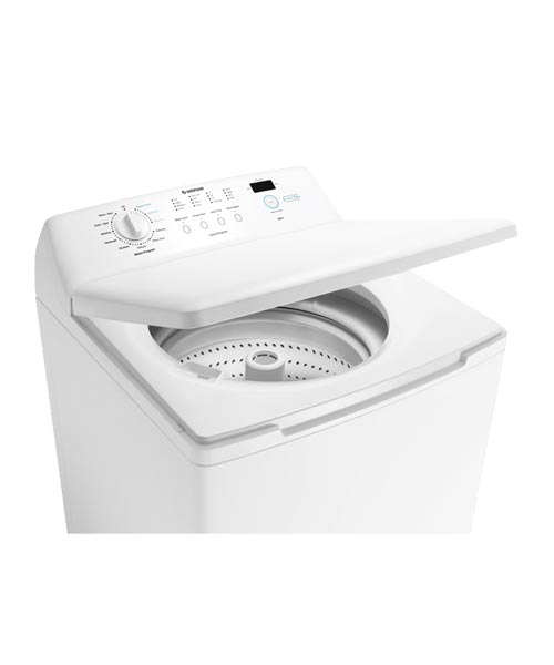 Top lid open Simpson Washing Machine SWT7542