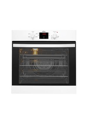 Chef 60cm White Electric wall oven CVE614WA