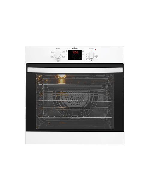 Chef 60cm White Electric wall oven CVE614WA