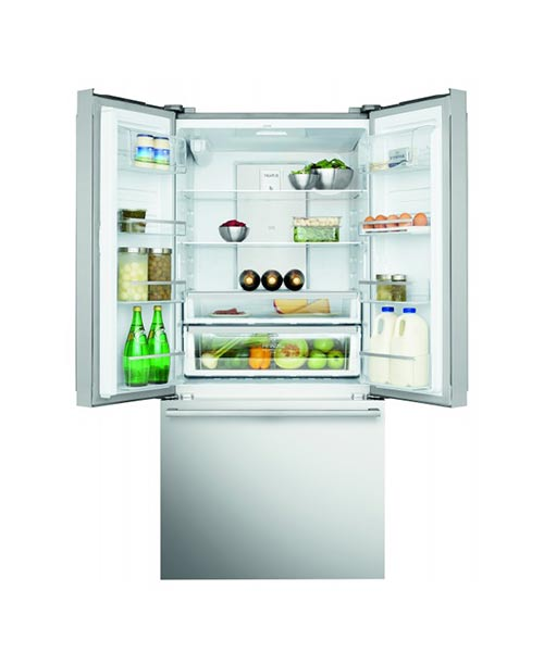 Electrolux 520L stainless steel Fridge EHE5267SA