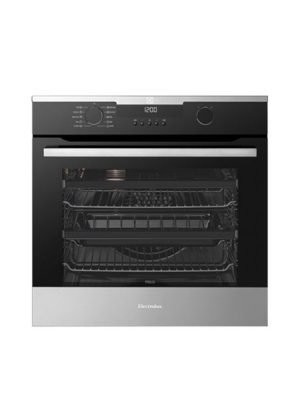 Electrolux 60cm pyrolytic wall oven EVEP614BB