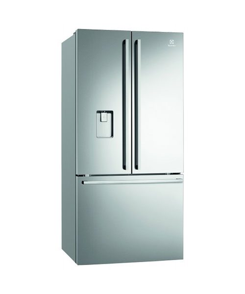 Electrolux French Door Fridge in stainless steel