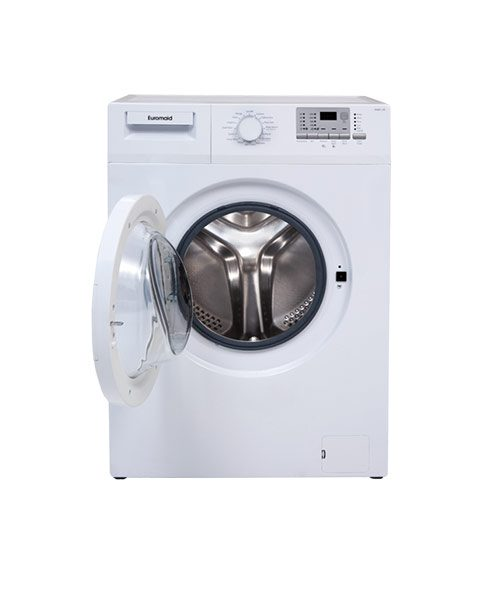 Euromaid front Load Washer WMFL55 with open cover lid