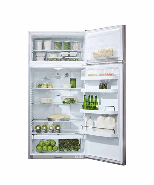Inside Fisher & Paykel Fridge E521TRX5