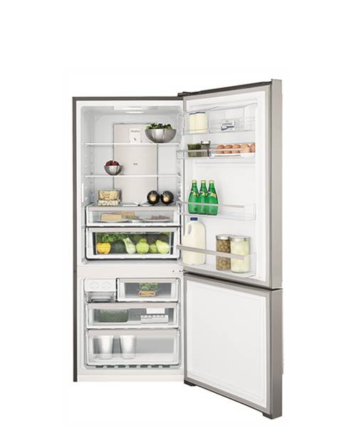 Inside the Electrolux 450L Fridge
