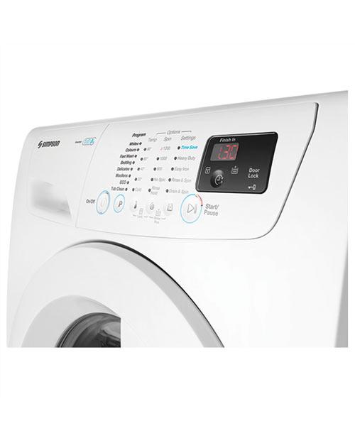 Simpson 8KG Front Loader Washing Machine SWF12843