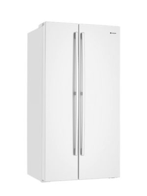 Westinghouse 620L White Side by Side Fridge WSE6200WA