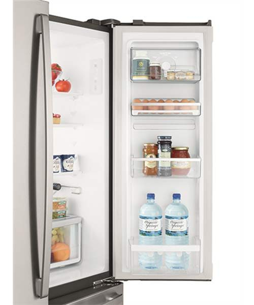 one side door open Westinghouse 520L Fridge