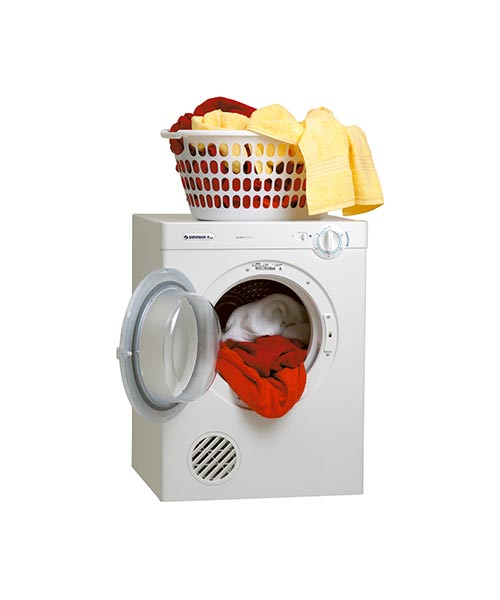 Dryer is Ideal for small to medium size family