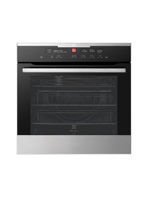 Electrolux pyrolytic wall oven EVEP606SC