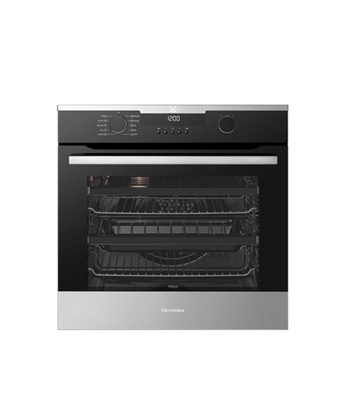 Electrolux Pyrolytic Wall Oven EVEP616BB