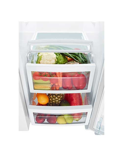 Crisper drawer in Kelvinator fridge