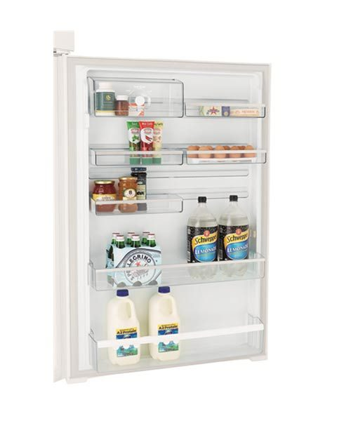 Door storage for Westinghouse 540L Top Mount Fridge