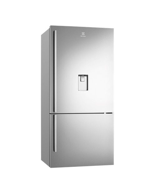 Electrolux 530L Bottom Mount Stainless Steel Fridge EBE5367SA
