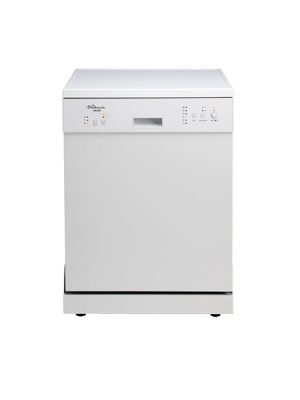 Euro White Dishwasher EDV600WH