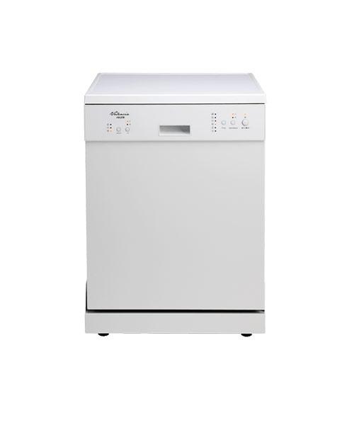 Euro White Dishwasher EDV600WH