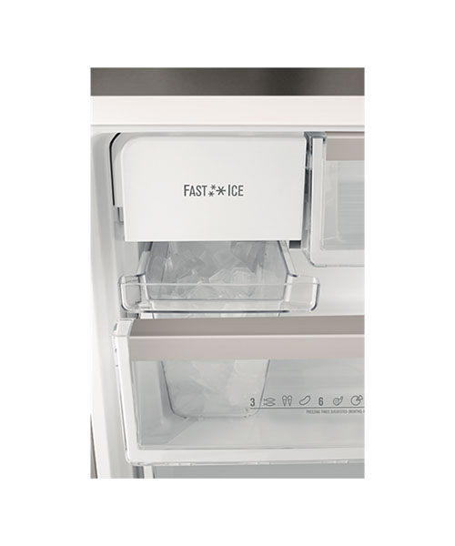 Fast Ice function for Electrolux Fridge