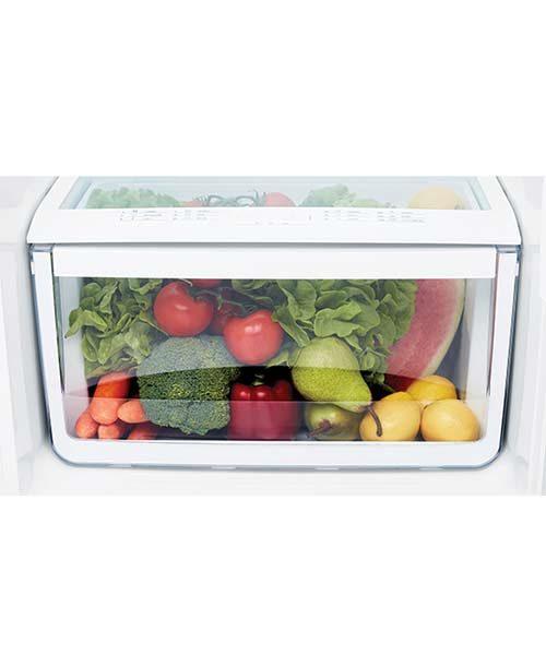 Humidity controlled crisper in Westinghouse fridge