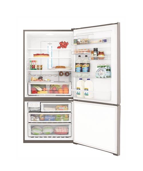 Inside Westinghouse 528L Refrigerator WBE5314SA
