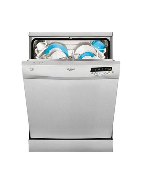 Plenty of room for dishes with Dishlex Dishwasher DSF6216X