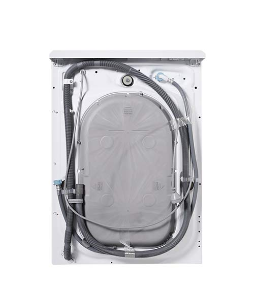 Rear View Simpson 7KG Front Load Washer