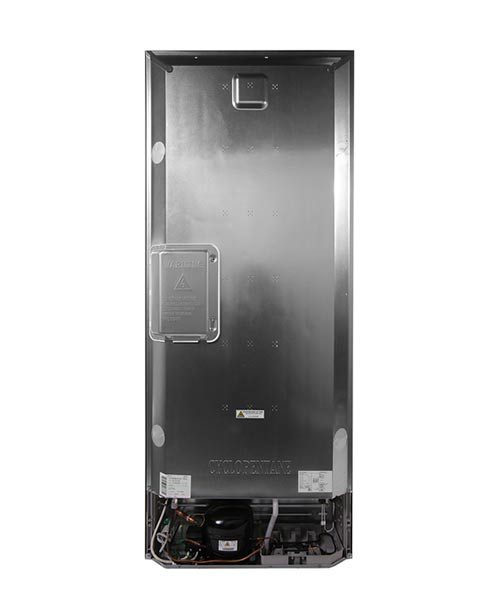Rear view Westinghouse 460L Top Mount Fridge WTB4604SA