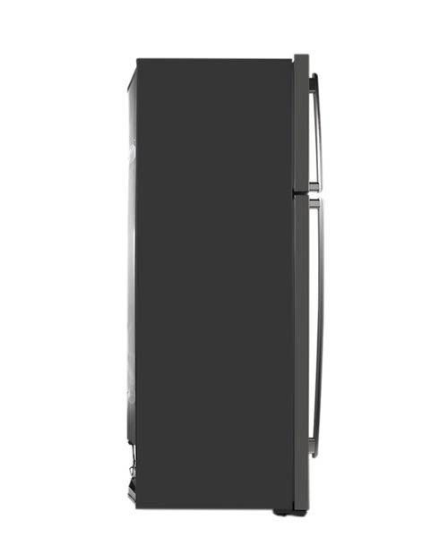 Sideview of Westinghouse Fridge WTB4604SA
