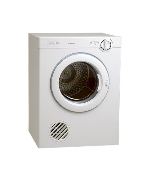 Clothes Dryer Receptacle: Simpson SDV501 5kg Vented Dryer