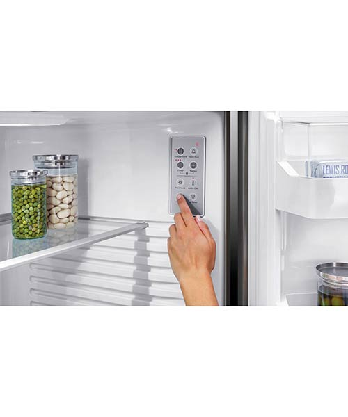 Smart touch control system for Fisher and Paykel fridge