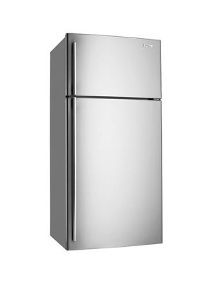 side view of Westinghouse 520L Fridge WTM5204SB