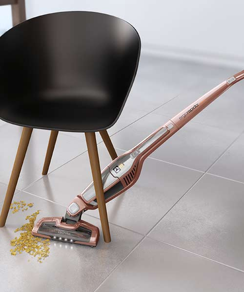 Electrolux Vacuum Cleaner ZB3114 cleans everywhere