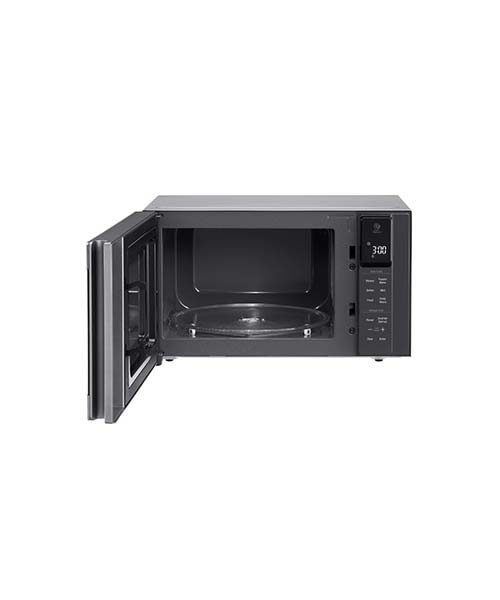 LG NeoChef, 25L Microwave Oven with open door
