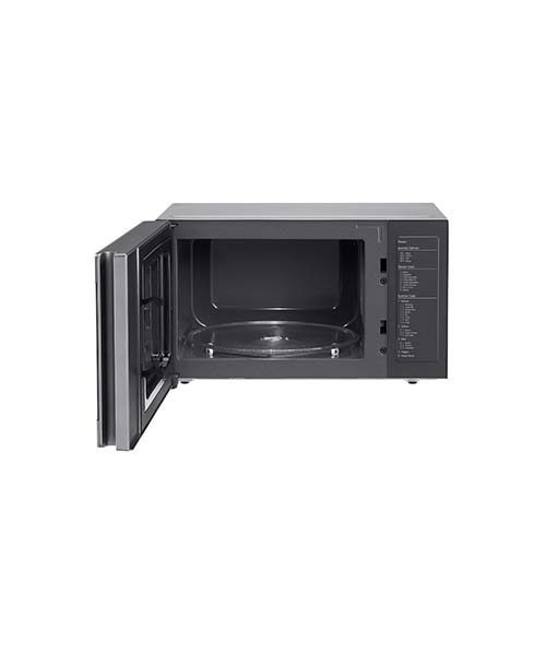 LG NeoChef Microwave Oven with open door MS4266OSS