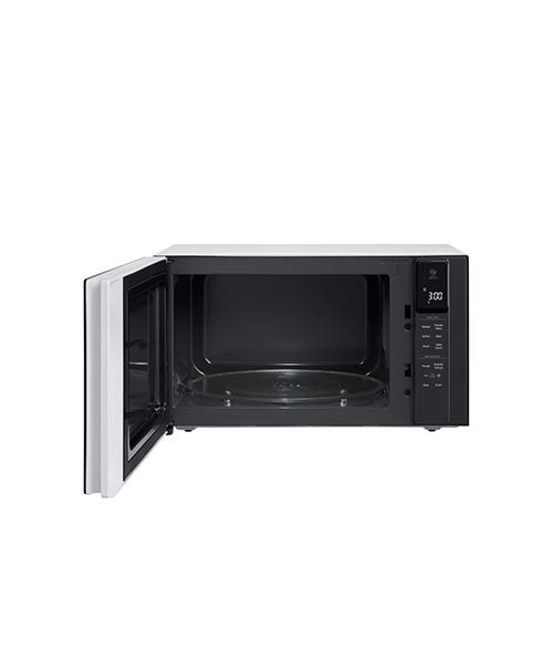 NeoChef, 42L Microwave Oven with open door