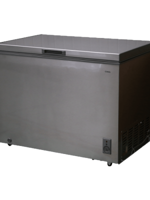 CHiQ CCF199S 200L Silver Chest Freezer