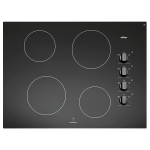 70cm Chef 4 Zone Ceramic Cooktop CHC744BA