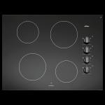 70cm Chef 4 Zone Ceramic Cooktop CHC744BA