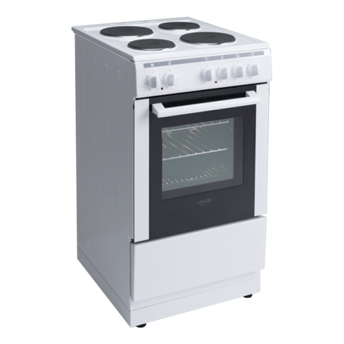 Euro Appliances 50cm Electric Stove EV500EWH
