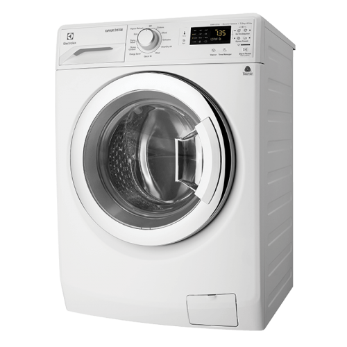 7.5kg/4.5kg Washer Dryer Combo – Electrolux EWW12753