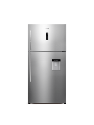 Refurbished Hisense 593L Top Mount Fridge HR6TFF600SD