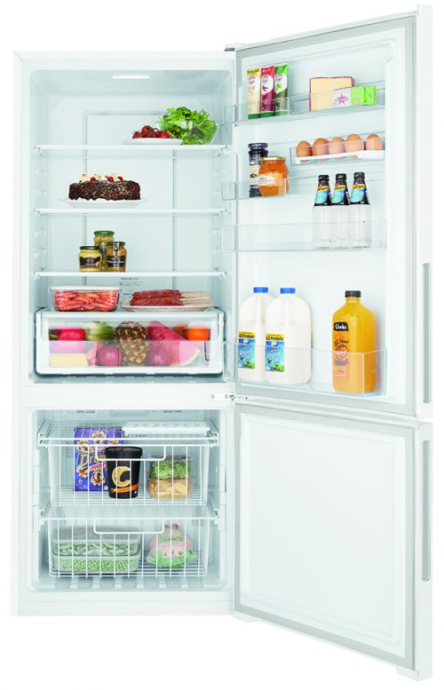 Kelvinator 453L Bottom Mount Fridge KBM4502WA