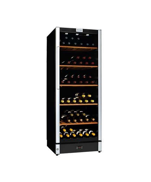 Vintec 130 Bottles Cellar Cabinet V150SG2EAL