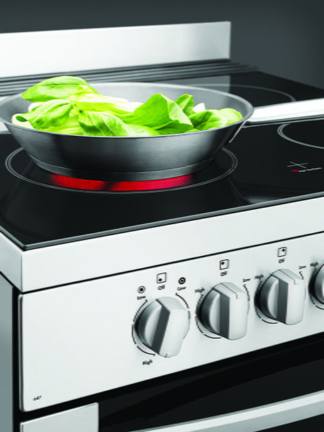 Westinghouse WFE647WA - 60cm Electric Stove